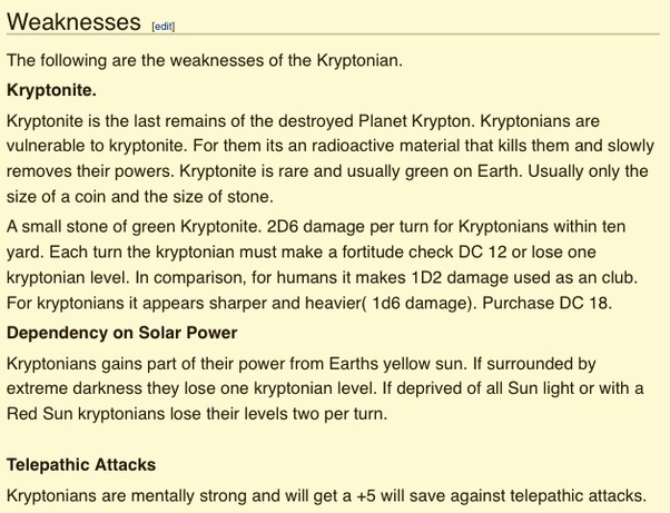 How would one build Superman in D&D 5E? - Quora