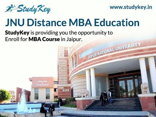 How good is Jaipur national university for Distance MBA? - Quora