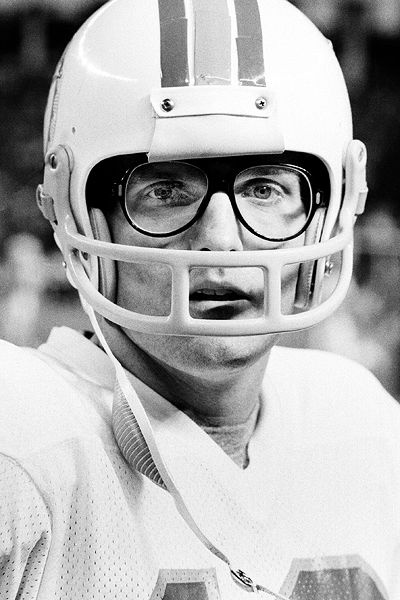Can I be a quarterback if I wear glasses? - Quora
