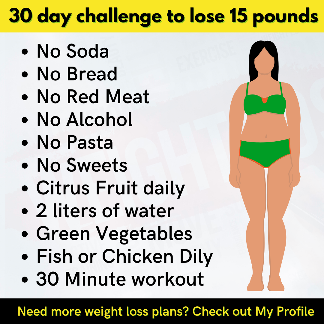 Is it possible to lose 9 pounds in a month? - Quora