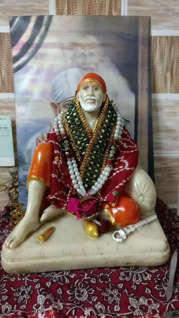 How to start worshipping Sai Baba of Shirdi - Quora
