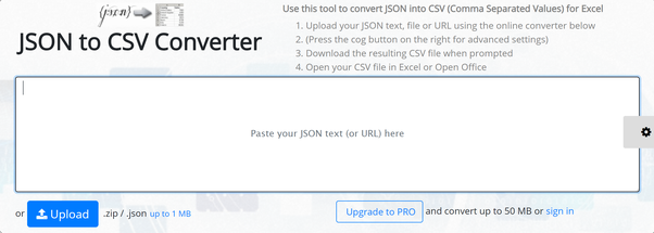 How to parse Instagram JSON message data into human readable