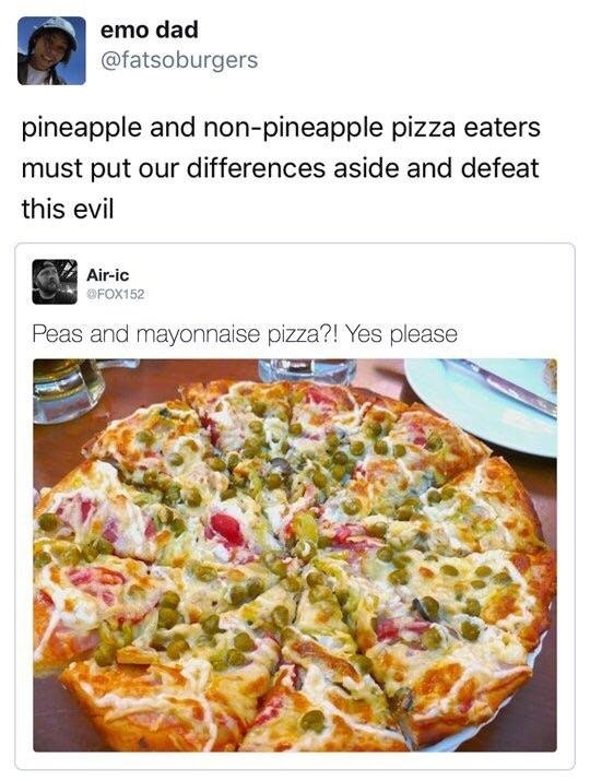 Why Do People Fuss So Much Over Pineapple On Pizza Why Can