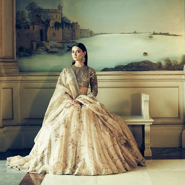 abbcb762b9941 Have a look at some of the best collections of lehenga designs crafted from  the house of Sabyasachi.