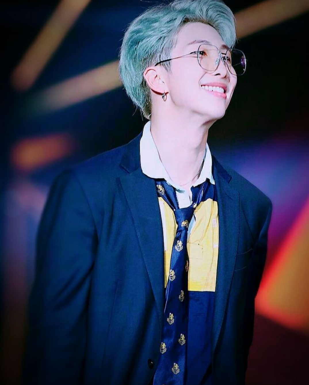 23 Is Kim Namjoon or RM from BTS handsome   Quora