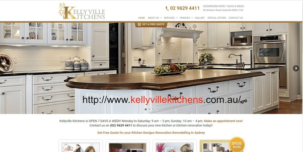 Call Us On 02 9629 4411 Or Come Visit Our Showroom In Kellyville, NSW To  Meet Our Kitchen Experts And Get A Free Consultation.