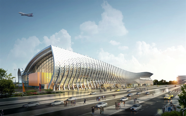 Is choosing an airport as an architectural thesis topic in B