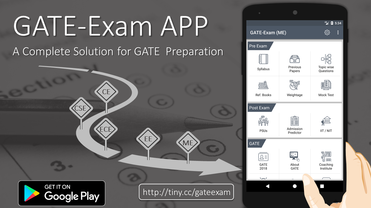 How to prepare for GATE 2019 in CSE without coaching at home
