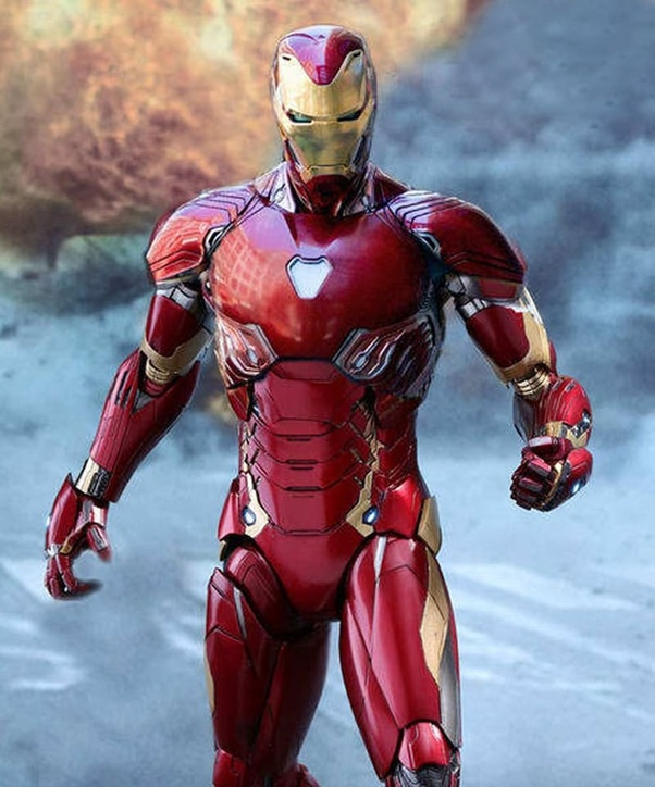 Is Iron Man S Nanotechnology Suit In Infinty War