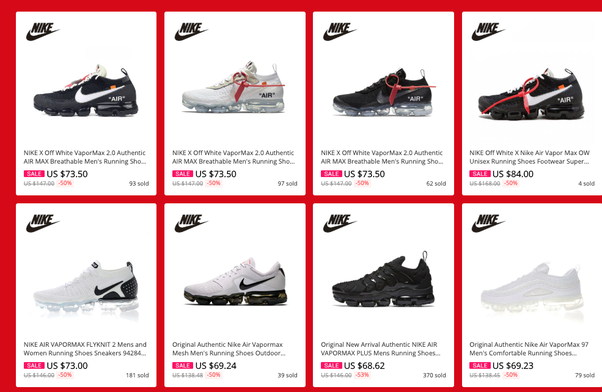 Nike brands men's footwear, compare prices and buy online