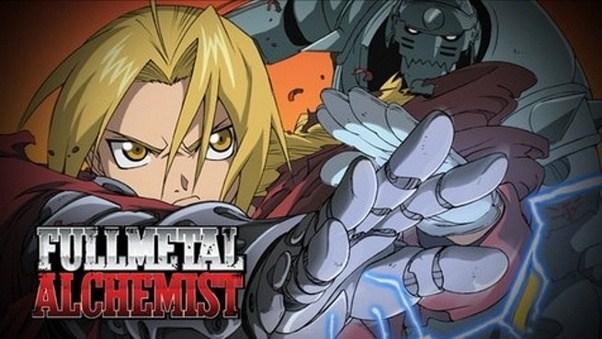 1 Full Metal Alchemist