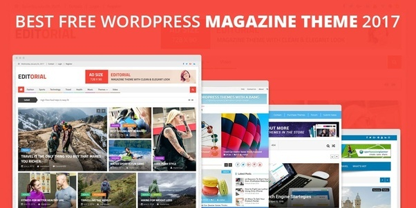 Which is the best WordPress responsive theme in 2017? - Quora