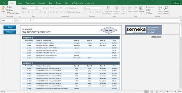 Where Can I Download Excel Templates For Startup Company Quora - Excel templates