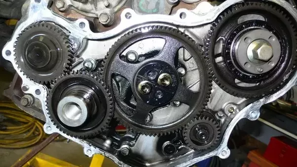 What are timing gears? - Quora