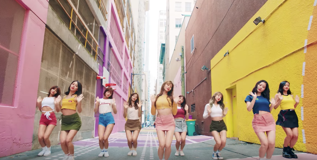 What is TWICE's newest single 'Likey' about? - Quora