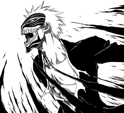 What does ichigo 39 s hollow mask do in bleach quora - Ichigo vizard mask ...