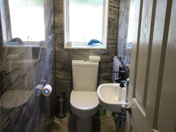Home Improvement Is It Better To Have The Toilet In The Bathroom