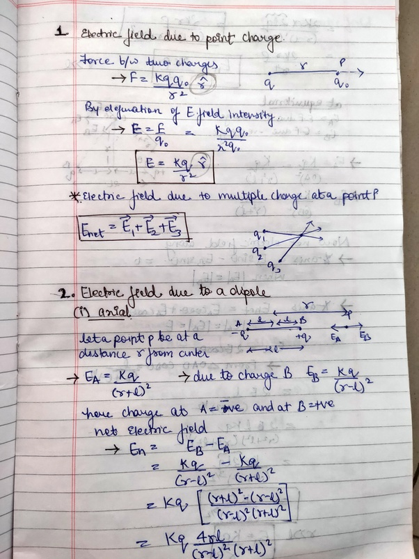 I want all the class 12th physics derivations separated as PDF or