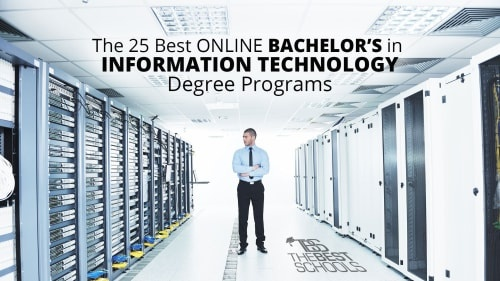 Which universities offers a valid degree in an IT-related