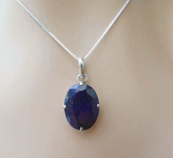 What are some nice casual necklaces i can buy for my girlfriend quora gemstone pendant if she is a gemstone and light weight jewelry lover then gemstone pendants are best for her aloadofball Choice Image