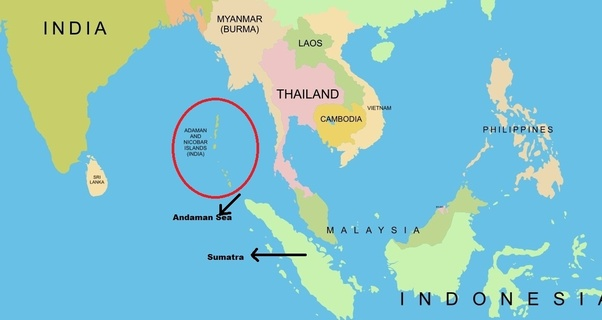 In Fact During 1965 War Between India And Stan Indonesia Offered To Seize Andaman Nicobar Distract Nevertheless A Maritime Boundary
