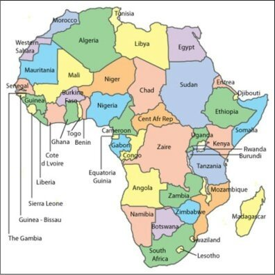 What does Africa really look like How do Africans really live I am