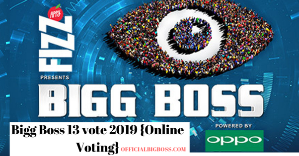 How To Vote For Contestants In Bigg Boss 13 2019 Quora