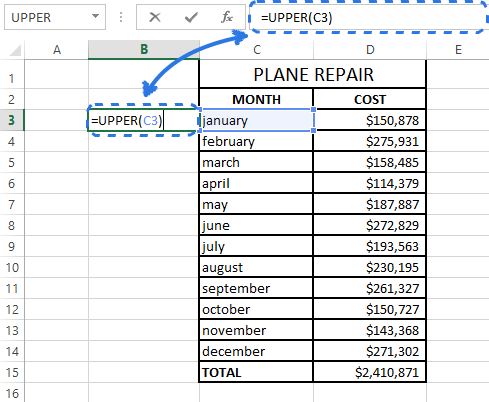 How To Make Everything Fit In Excel