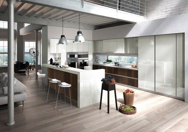 Northern European Style Of Kitchen Designs