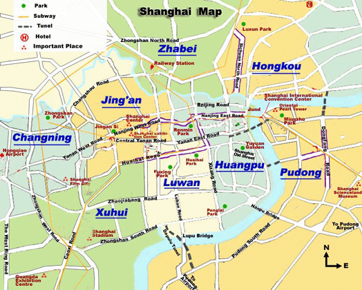 Where is the best area to live in Shanghai Quora