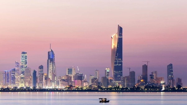 Where is the capital of Kuwait? - Quora
