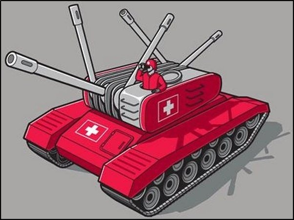 Does The Swiss Army Actually Use Victorinox Swiss Army
