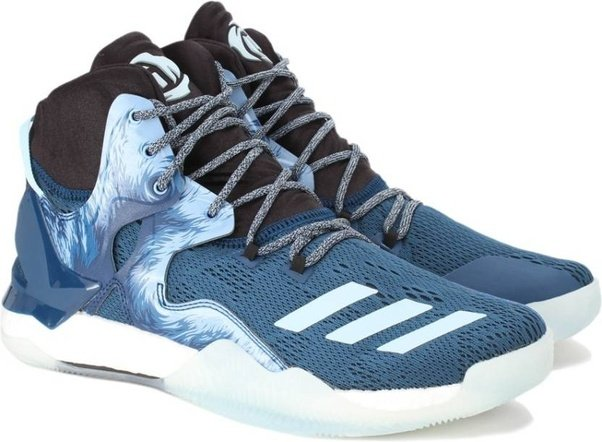 #5 Adidas D ROSE 7 Basketball Shoes