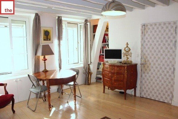 Studio Apartments Are Not That Expensive. For A Comfortable Accommodation I  Guess, You Can Get A Paris Studio Apartment In 600 Euros In Rent.
