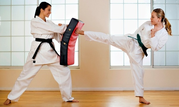 The Best Martial Arts For Self Defense Are