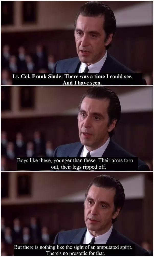 What Are Some Of The Most Epic Dialogues In Hollywood Movies Quora