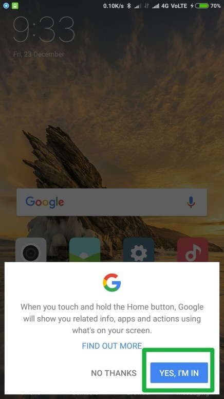 How to unlock a Redmi Note 4 using voice commands - Quora