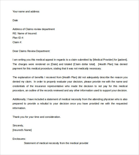 How to write an appeal letter - Quora