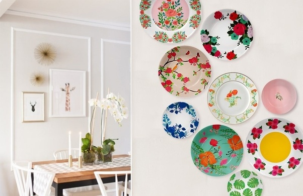 Why Do People Hang Plates On Walls Is It Just For