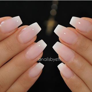These Are All Gel Nails
