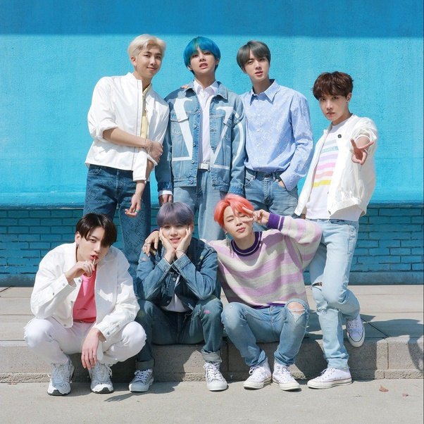 What Is Your Favourite Group Photo Of Bts And Why Quora