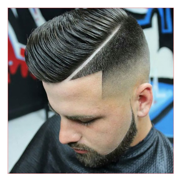 2 Side Part Pompadour Extend The Numero Uno And Trim Sides You Will Land Up At New Trendy Style Of That Has Definitely Made
