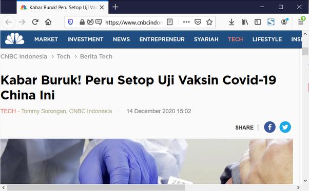 bahaya vaksin covid