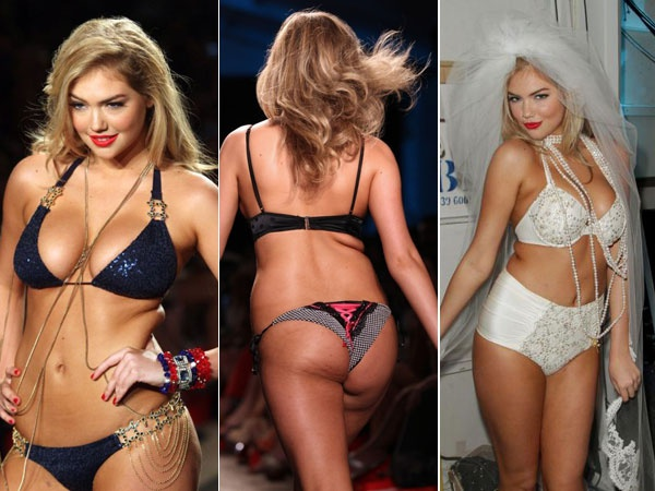 Kate Upton Victoria S Secret Fashion Show Is Not In Your Future