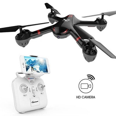 Equipped With REAL TIME WI FI Transmission And 720p CameraGreat Choice For Starting Their Journey Drone Flying Its Made Of Premium Materials