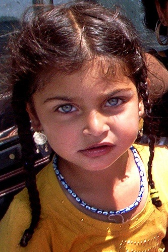 Are Blue Eyes A Characteristic Of Any Roma Sect Quora