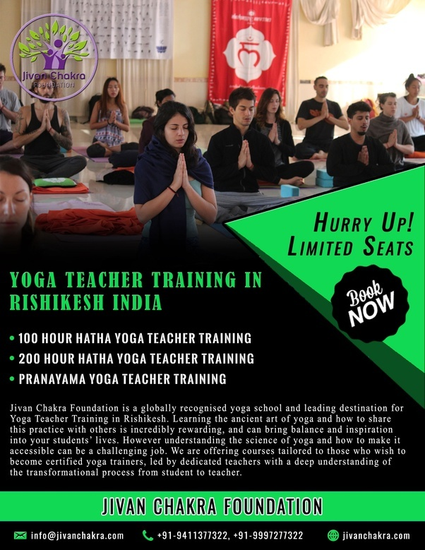 How To Become A Yoga Teacher In India As A Foreigner Quora