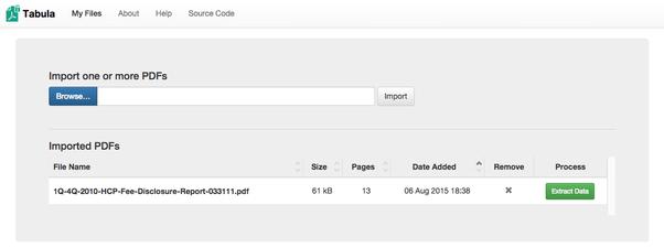 How to convert PDF to CSV - Quora
