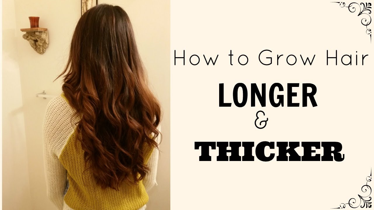 What Is The Best Way To Thicken Hair Quora