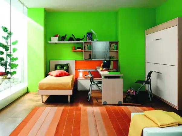 Room Colours For Small Rooms